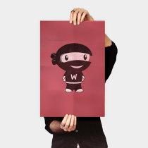 Red Woo Ninja